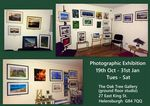Photography Exhibition Oct - 31st Jan